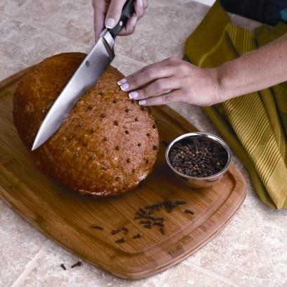 Pineapple Glazed Ham