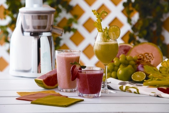 Summer Xtractor Smoothies