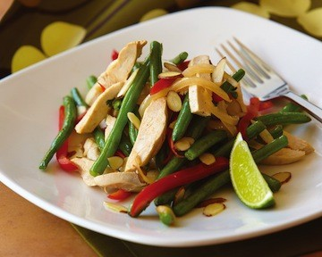 Chicken & Green Bean Salad