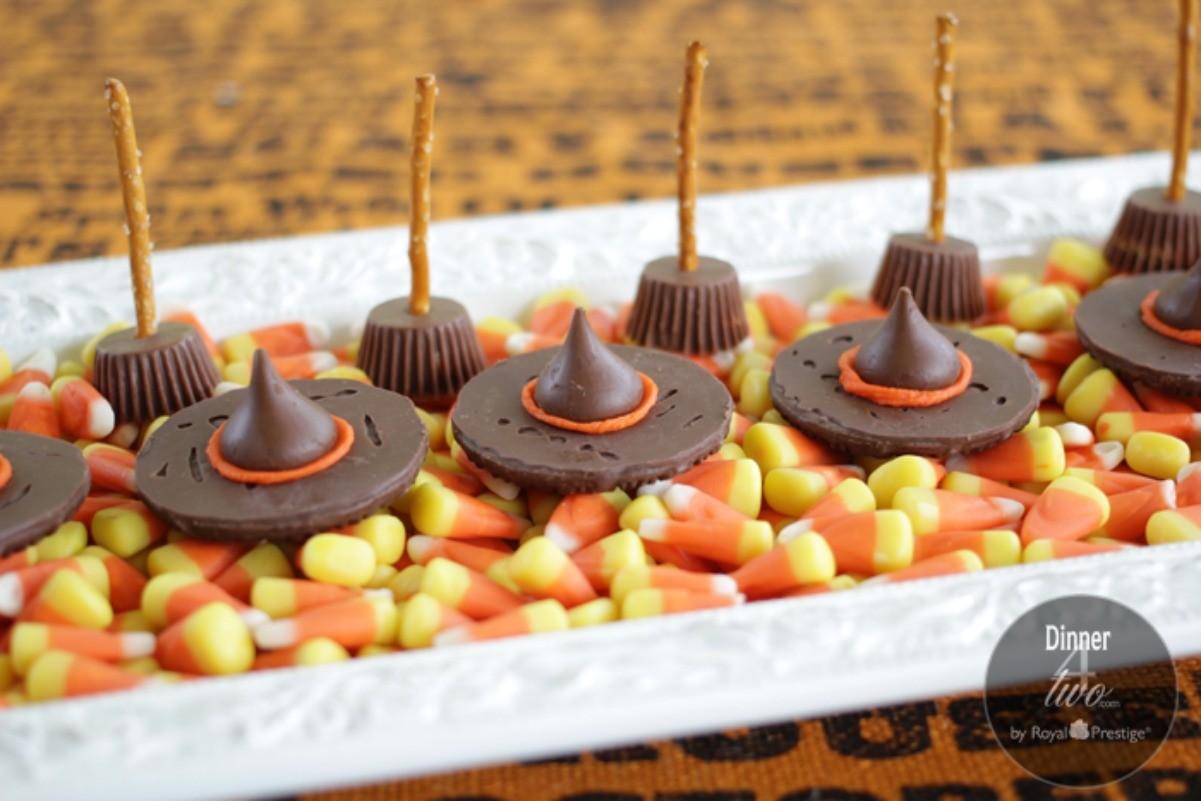 Easy Halloween Treats - Dinner 4 Two