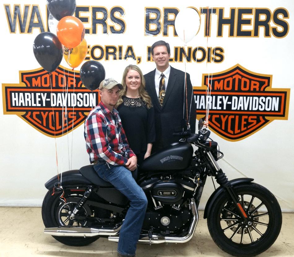 Harley Davidson 2014 Winner