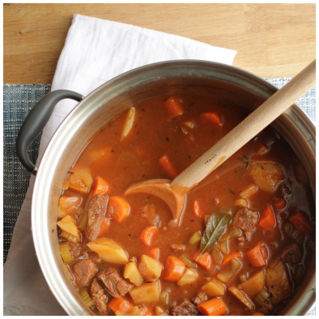 Pot roast beef stew #2