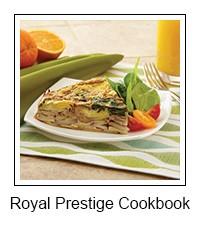 Royal Prestige Cookbook