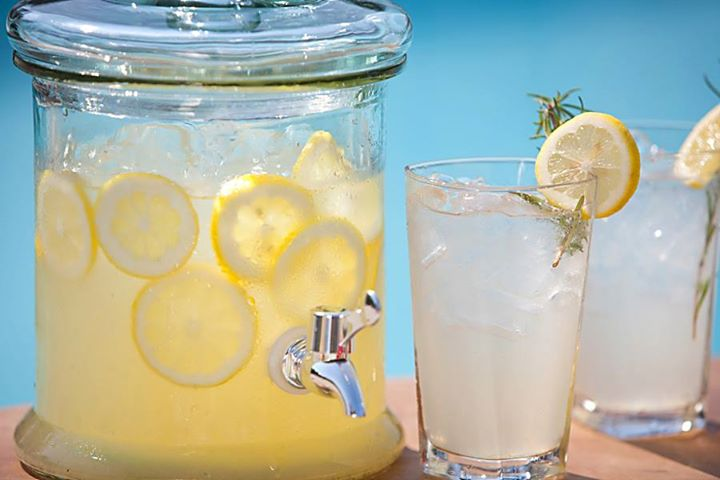 Labor Day Lemonade