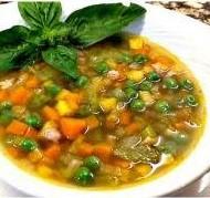 Pumpkin Nutmeg Soup