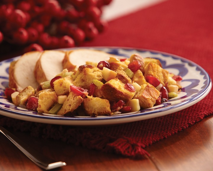 Traditional Turkey Stuffing