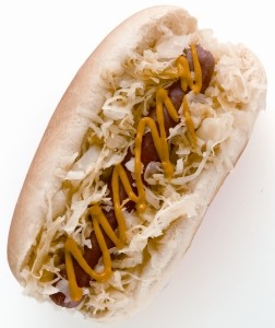 New York and Fajita Hot Dogs