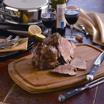 Caribbean Style Pork Roast