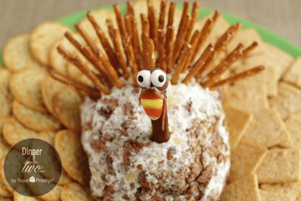 Turkey Cheese Ball