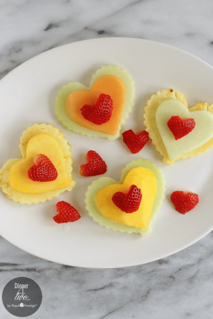 Dinner4Two-Valentine's-Day-Heart-Healthy-Fresh-Fruit-