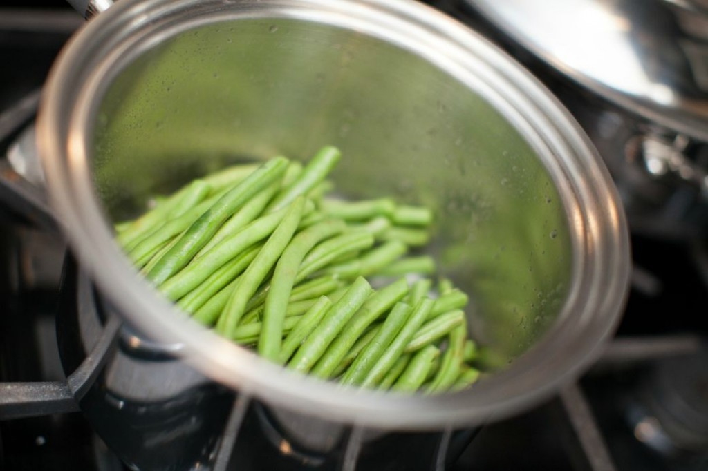 Fresh Green Bean Cooked Waterless Dinner4Two