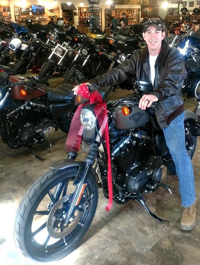 2017 Harley Davidson Winner