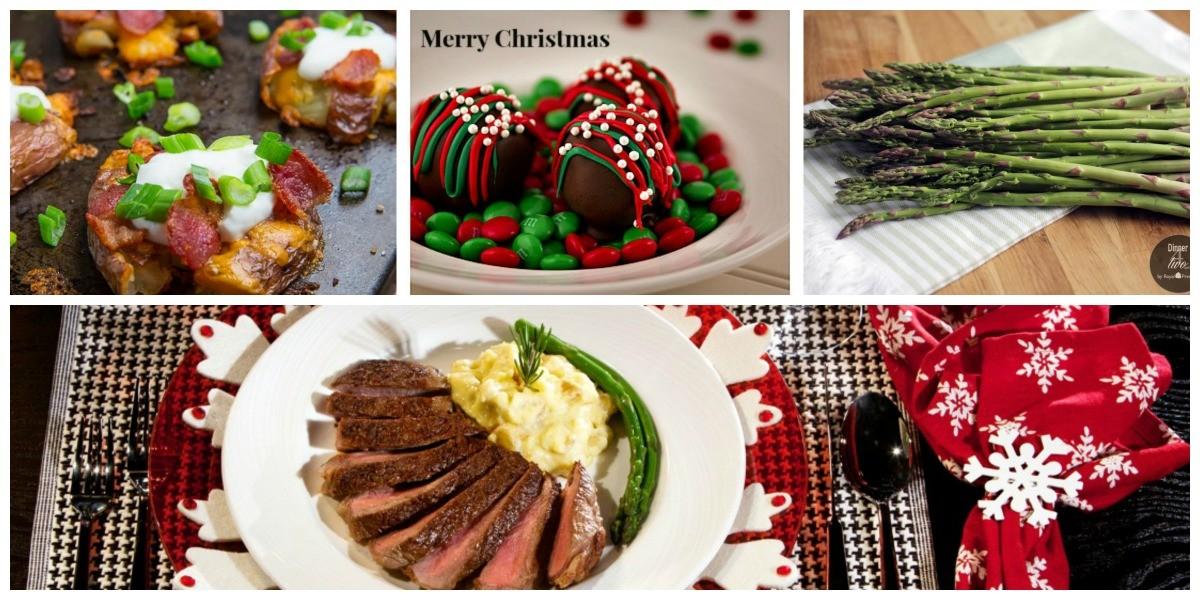 Prime Rib Christmas Dinner