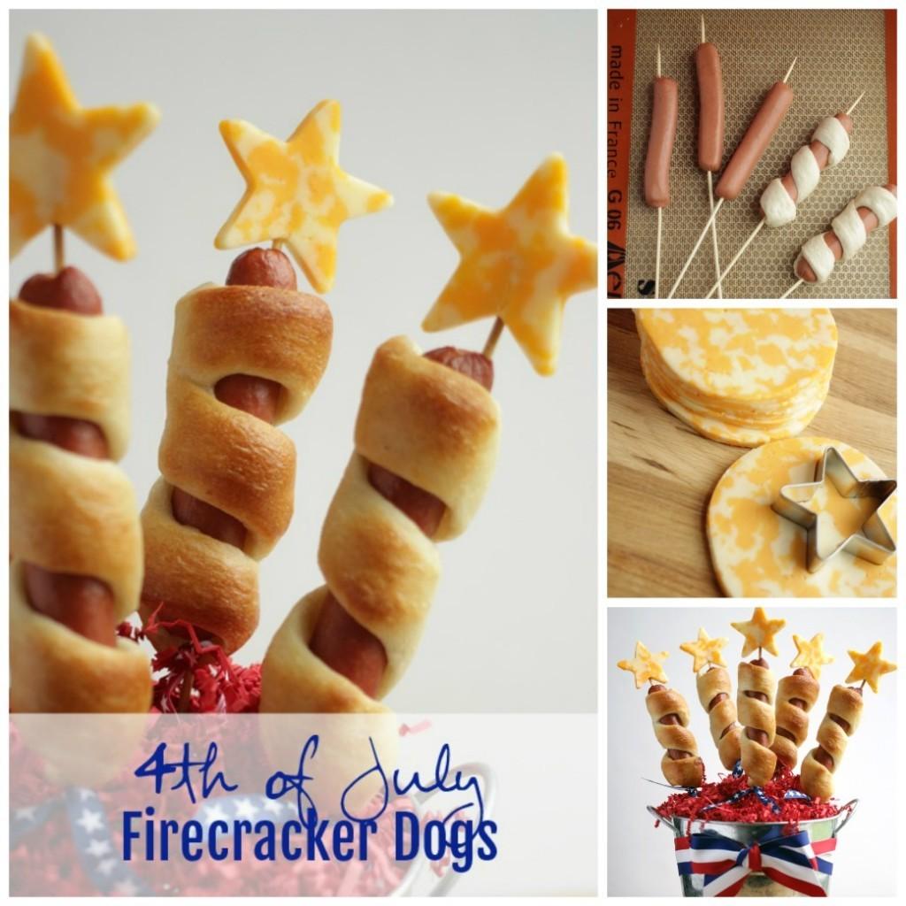 Star Spangled Firecracker dogs