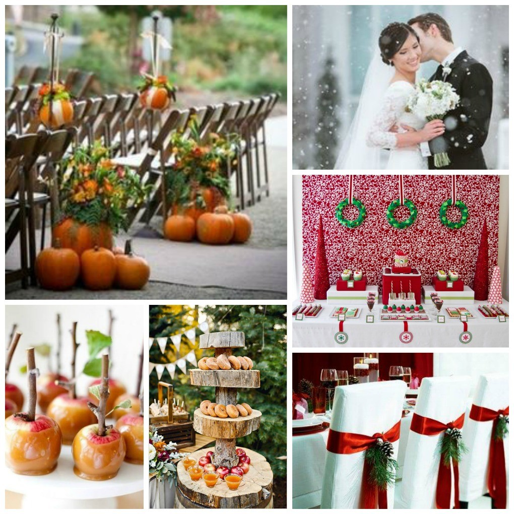 Yay or Nay to Holiday Weddings