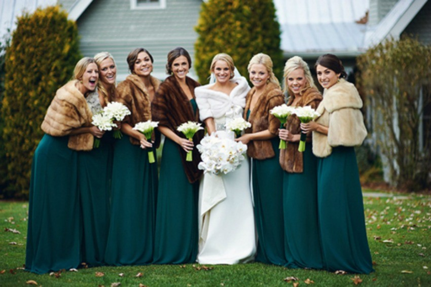 The 5 Types of Bridesmaids Every Bride Needs