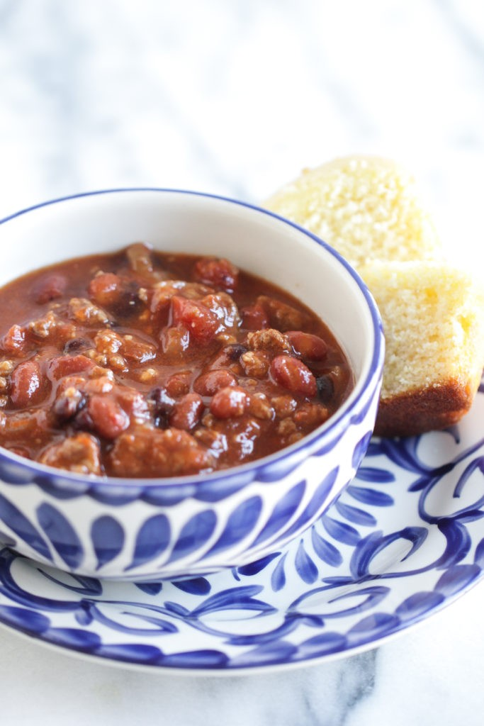 Kansas City BBQ Chili