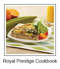 Royal Prestige Cookbook