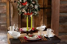 Cozy Cabin Christmas by V. Renee