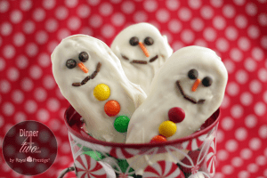 Frosty & Friends Cookies
