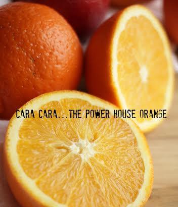 Cara Cara…The Power House Orange